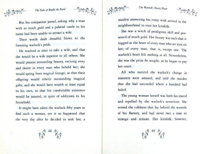 Иллюстрация 1 из 12 для The Tales of Beedle the Bard - Joanne Rowling | Лабиринт - книги. Источник: Лабиринт