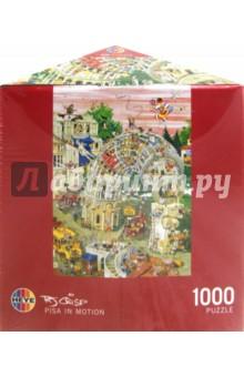 Puzzle-1000 Пизанская башня, Crisp (29121) держатель автомобильный defender car holder 121 29121 29121