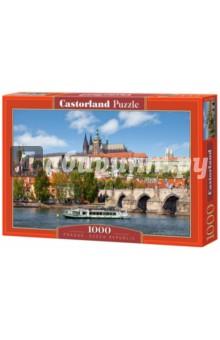 Puzzle-1000 Прага, Чехия (C-102426) castorland пазлы прага чехия 1000 деталей castorland