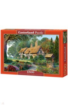 Puzzle-1500 Волшебный дом (C-150915) puzzle 1500 лондон c 151271