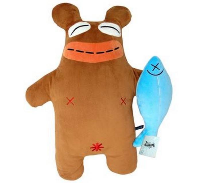 Иллюстрация 1 из 2 для Игрушка Dooo/Beary Fishy,30 см (A1000001) | Лабиринт - игрушки. Источник: Лабиринт