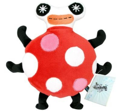 Иллюстрация 1 из 2 для Игрушка Dooo/Mr Ladybird, 30 см (A1000020) | Лабиринт - игрушки. Источник: Лабиринт