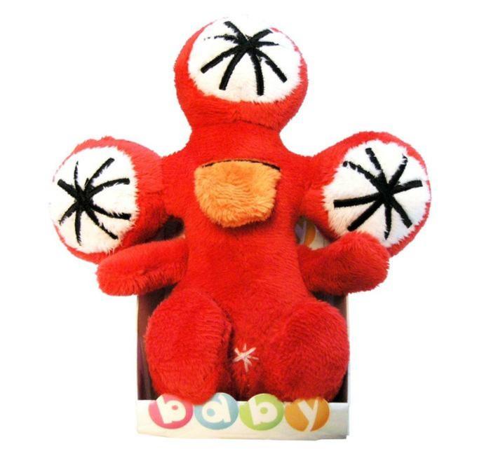 Иллюстрация 1 из 2 для Игрушка Dooo/Third Eye, 15 см (E1000022) | Лабиринт - игрушки. Источник: Лабиринт
