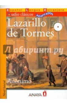 Lazarillo de Tormes (+CD) carta de batalla por tirant lo blanc