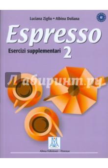 chiaro ascolti supplementari cd Espresso 2. Esercizi supplementari