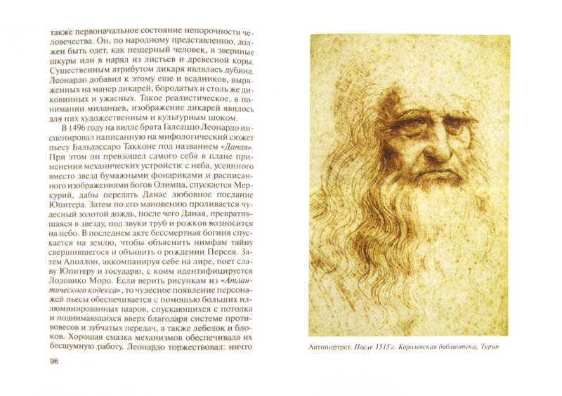 Иллюстрация 1 из 8 для Леонардо да Винчи - Софи Шово   Лабиринт - книги. Источник: Лабиринт