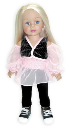 Иллюстрация 1 из 3 для Кукла Александра 46 см (62500)   Лабиринт - игрушки. Источник: Лабиринт