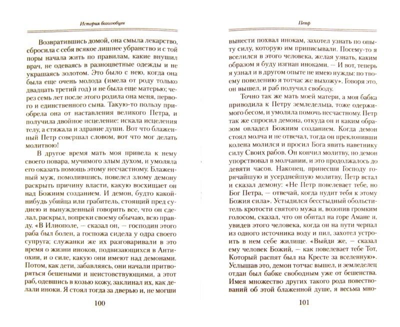 Иллюстрация 1 из 14 для История боголюбцев, или Повествование о святых подвижниках - Феодорит Кирский | Лабиринт - книги. Источник: Лабиринт