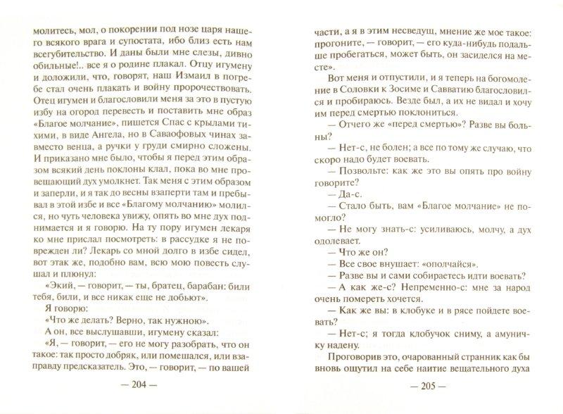 Иллюстрация 1 из 8 для Очарованный странник.Повести - Николай Лесков | Лабиринт - книги. Источник: Лабиринт