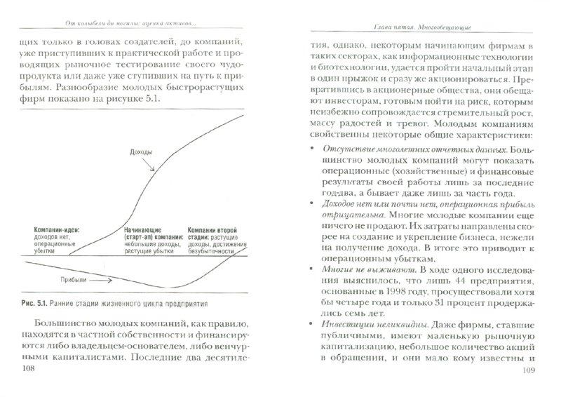 Иллюстрация 1 из 15 для Оценка стоимости активов - Асват Дамодаран | Лабиринт - книги. Источник: Лабиринт