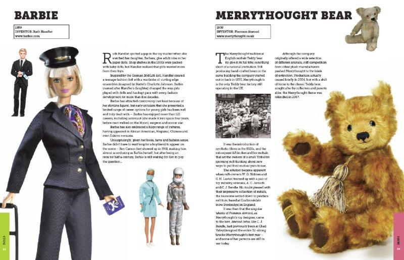 Иллюстрация 1 из 3 для 100 Classic Toys - David Smith | Лабиринт - книги. Источник: Лабиринт