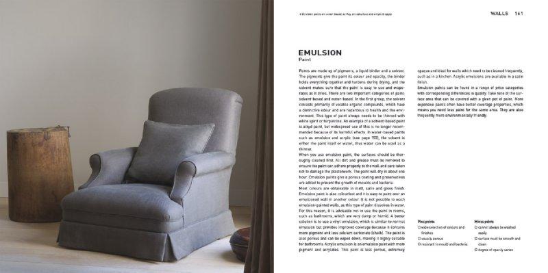 Иллюстрация 1 из 3 для Interiors: Inspiration & Materials - Pauwels, Bossier | Лабиринт - книги. Источник: Лабиринт