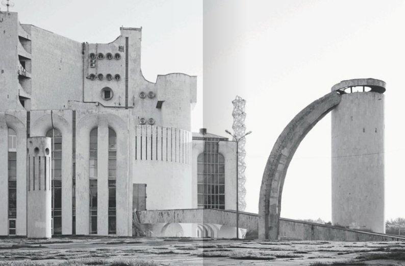 Иллюстрация 1 из 2 для Frederic Chaubin. Cosmic Communist Constructions Photographed | Лабиринт - книги. Источник: Лабиринт