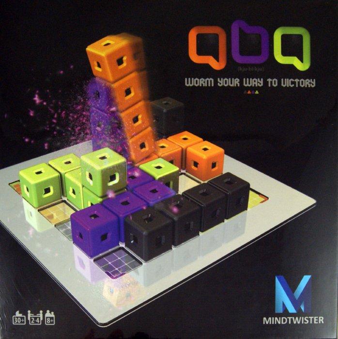 Иллюстрация 1 из 11 для Настольная игра QBQ (21319) | Лабиринт - игрушки. Источник: Лабиринт
