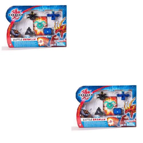 Иллюстрация 1 из 2 для Игровой набор Bakugan два по цене одного (65757NB) | Лабиринт - игрушки. Источник: Лабиринт