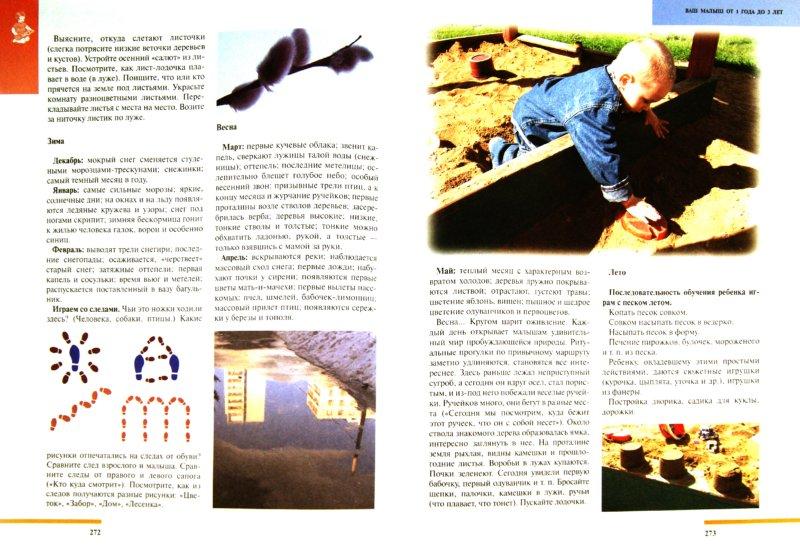 Иллюстрация 1 из 22 для Ваш малыш день за днем: от рождения до 3 лет - Клара Соломина | Лабиринт - книги. Источник: Лабиринт