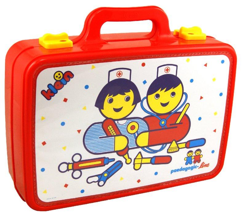 Иллюстрация 1 из 2 для Набор доктора в чемодане (4387Н) | Лабиринт - игрушки. Источник: Лабиринт