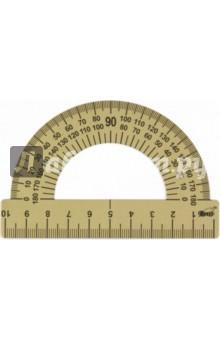Транспортир стальной 10 см (ТС-10)