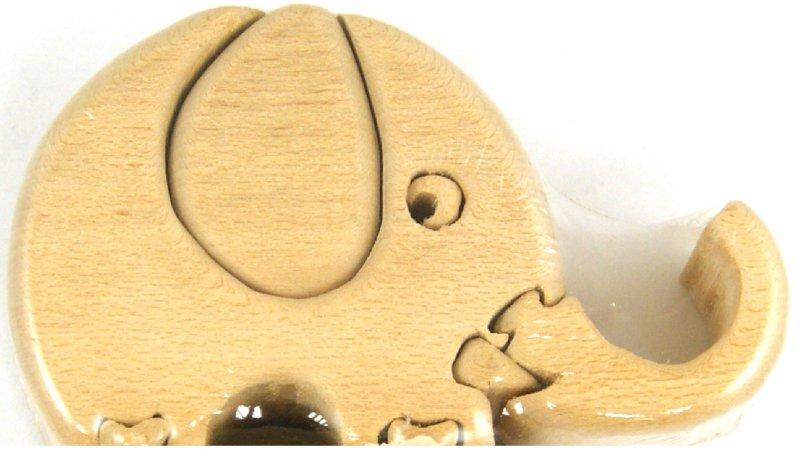 Иллюстрация 1 из 3 для Слоник на счастье (SW114) | Лабиринт - игрушки. Источник: Лабиринт