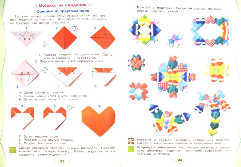Технологическая карта поздравительная открытка