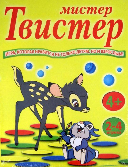 """Иллюстрация 1 из 7 для Игра """"Мистер Твистер"""" (7073)   Лабиринт - игрушки. Источник: Лабиринт"""