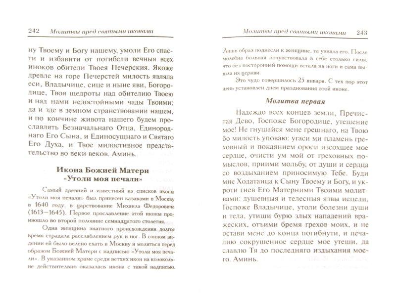 Иллюстрация 1 из 14 для Молитвословия и Псалтирь ко Пресвятой Богородице | Лабиринт - книги. Источник: Лабиринт