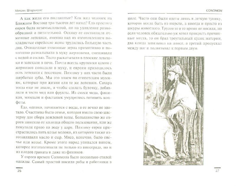 Иллюстрация 1 из 8 для Соломон - Михаил Штереншис | Лабиринт - книги. Источник: Лабиринт
