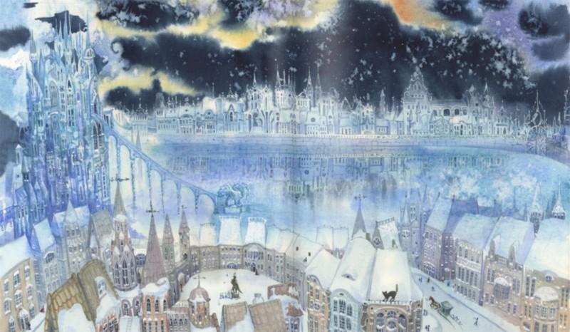 Иллюстрация 1 из 43 для Посланник небесного вивипаруса, или Сказка о замороженной радости - Силена Андерс | Лабиринт - книги. Источник: Лабиринт