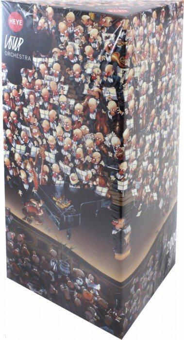 """Иллюстрация 1 из 26 для Puzzle-2000 """"Оркестр"""" Loup (8660)   Лабиринт - игрушки. Источник: Лабиринт"""