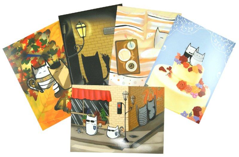 Иллюстрация 1 из 24 для Мур Амур - Мария Позднякова | Лабиринт - сувениры. Источник: Лабиринт