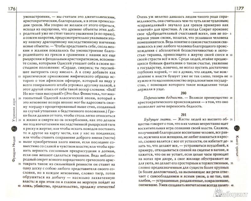 Иллюстрация 1 из 26 для Утренняя заря: Мысли о моральных предрассудках - Фридрих Ницше | Лабиринт - книги. Источник: Лабиринт