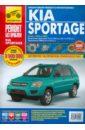 Kia Sportage с 2004-2009 гг. Руководство по эксплуатации, техническому обслуживанию и ремонту запчасти