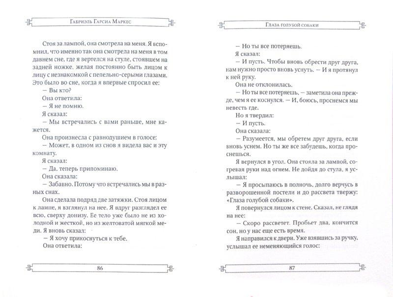 Иллюстрация 1 из 22 для Глаза голубой собаки - Маркес Гарсиа | Лабиринт - книги. Источник: Лабиринт