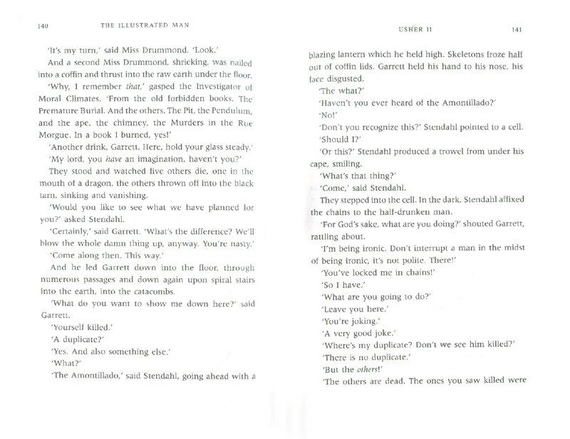 Иллюстрация 1 из 13 для The Illustrated Man - Ray Bradbury | Лабиринт - книги. Источник: Лабиринт