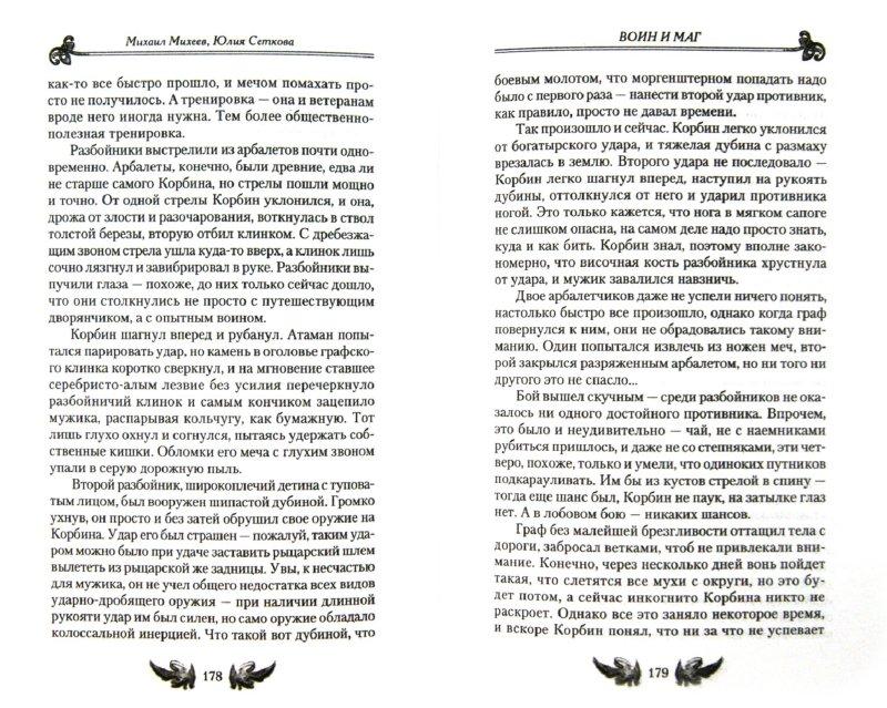 Иллюстрация 1 из 9 для Воин маг - Михеев, Сеткова   Лабиринт - книги. Источник: Лабиринт