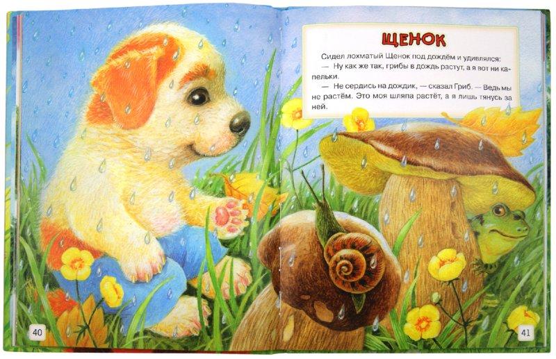 Иллюстрация 3 из 61 для Сказки-малышки - Геннадий Цыферов | Лабиринт - книги. Источник: Лабиринт