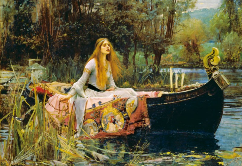 a comprehensive analysis of alfred lord tennysons the lady of shallot The lady of shalott: alfred, lord tennyson biography tennyson was born august 6, 1809, in somersby, lincolnshire, england the fourth of twelve children, he.