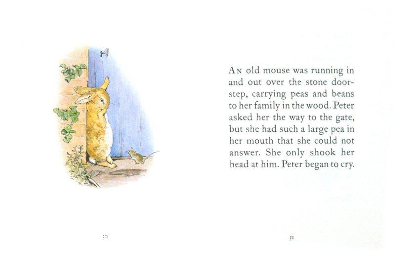 Иллюстрация 1 из 12 для The Tale of Peter Rabbit - Beatrix Potter | Лабиринт - книги. Источник: Лабиринт