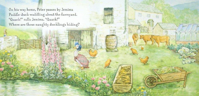 Иллюстрация 1 из 16 для Peter Rabbit and the Egg Hunt - Beatrix Potter | Лабиринт - книги. Источник: Лабиринт