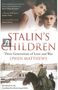 Stalin's Children the history of england volume 3 civil war