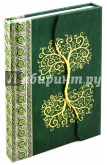 Дневник Кельтское дерево, А5- (JOU12) блокнот в пластиковой обложке моне водяные лилии формат а5 160 стр