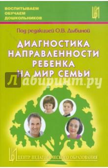 Диагностика направленности ребенка на мир семьи