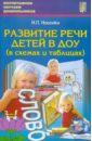 все цены на Носенко Надежда Петровна Развитие речи детей в ДОУ (в схемах и таблицах). Учебное пособие онлайн