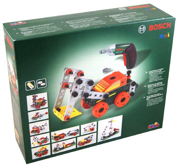 Иллюстрация 1 из 2 для Сборка автомобилей BOSCH (8497) | Лабиринт - игрушки. Источник: Лабиринт