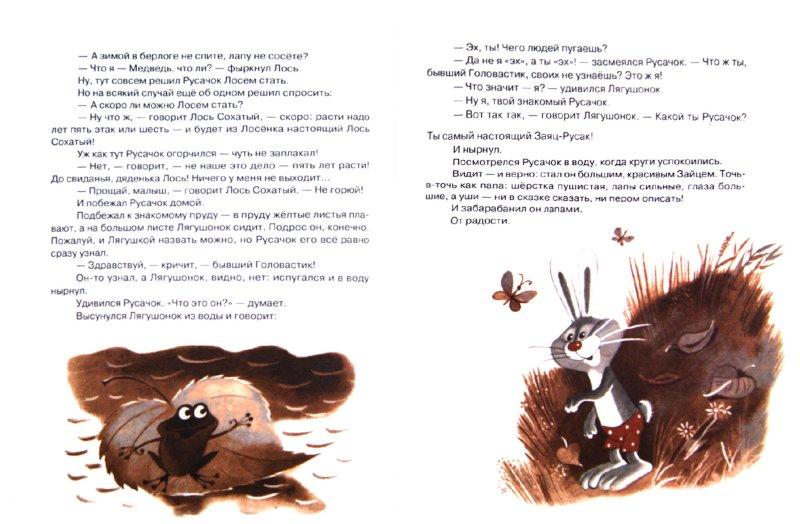 Иллюстрация 1 из 85 для Русачок - Борис Заходер   Лабиринт - книги. Источник: Лабиринт
