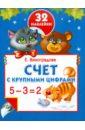 Виноградова Екатерина Анатольевна Счет с крупными цифрами