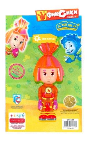 """Иллюстрация 1 из 5 для Пластизоль """"Симка"""" 10 см, светится (GT5581)   Лабиринт - игрушки. Источник: Лабиринт"""