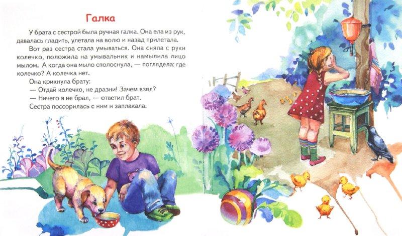 Иллюстрация 1 из 7 для Храбрый утенок - Б. Жидков | Лабиринт - книги. Источник: Лабиринт