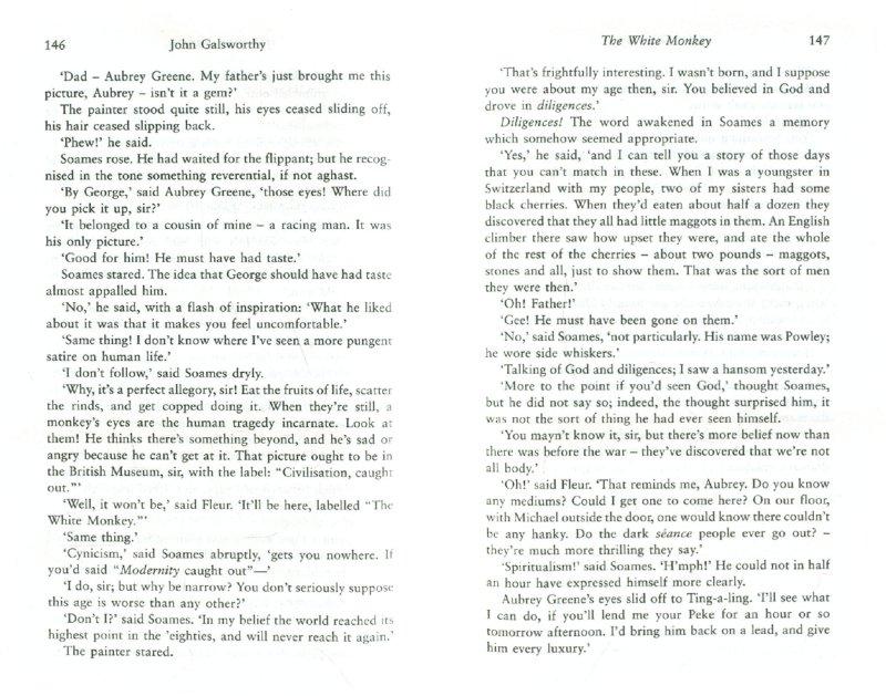 Иллюстрация 1 из 2 для Forsyte Saga: The White Monkey - John Galsworthy | Лабиринт - книги. Источник: Лабиринт