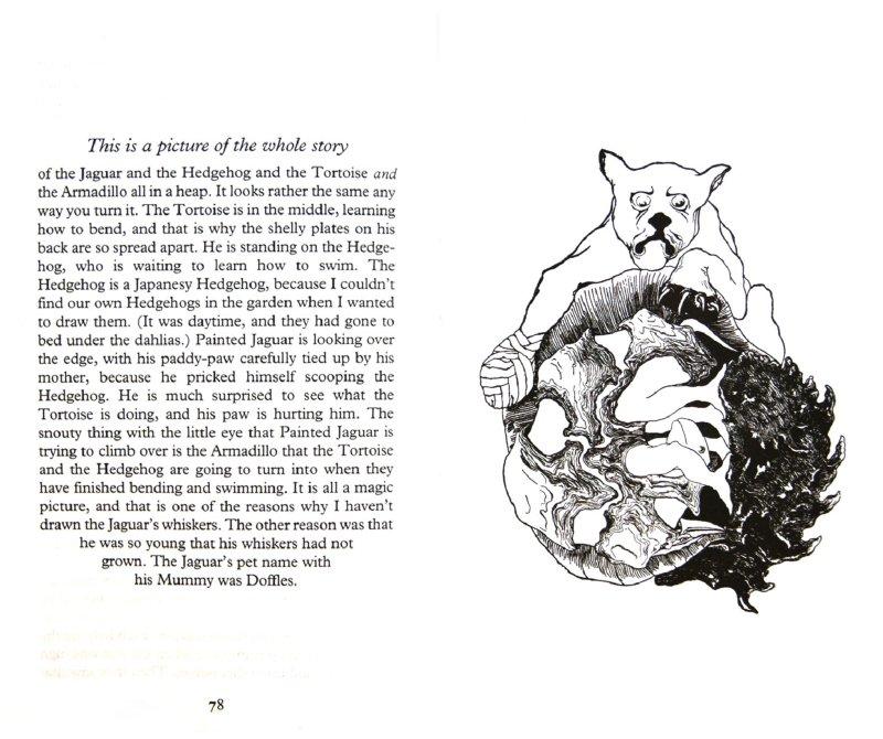 Иллюстрация 1 из 8 для The Just So Stories - Rudyard Kipling   Лабиринт - книги. Источник: Лабиринт